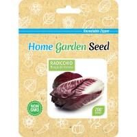 Benih Radicchio Rouge de Verona - Home Garden Seed