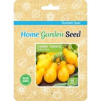 Benih Tomat, Cherry Tomato Yellow Pear - Home Garden Seed