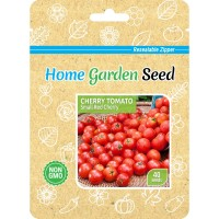 Benih Tomat, Cherry Tomato Small Red Cherry - Home Garden Seed