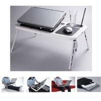 Meja Laptop Lipat Portable|Meja Laptop Kipas Pendingin E-Table