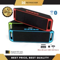speaker wirelles bluetooth A2DP Stereo Mega Bass tipe 208