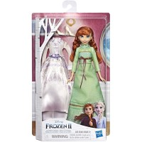 Disney Frozen Arendelle Fashions Anna Fashion Doll - Anna Frozen Doll