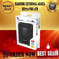 Adata HD710 pro 4tb Hardisk External Antishock Waterproof ORI HITAM