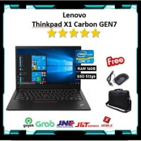 Lenovo Thinkpad X1 Carbon Gen 7 Core i7-8565 RAM 16GB SSD 512GB 14 FHD
