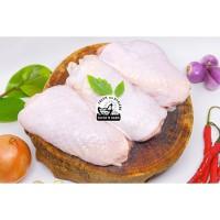 Daging Ayam Paha Fillet Boneless (Dengan Kulit)