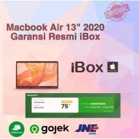 Macbook Air 2020 256GB / 512GB Garansi Ibox Resmi