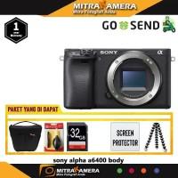 Kamera Sony Alpha A6400 Body Only