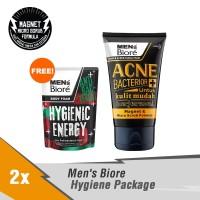 Men's Biore Hygiene Package