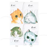 Notebook Sleeping Cute Cat Kucing Lucu Notes A5 Buku Catatan GH 308015