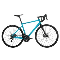 Triban Sepeda Road Bike Gravel RC500 Disc Brake Shimano Sora - Tosca