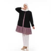 Kyoya Quenby Double Layer Tunic