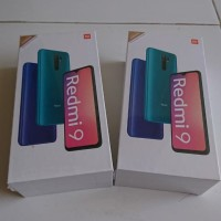 Xiaomi Redmi 9 3/32 GB Garansi Resmi