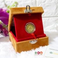 Box Dinar / Tempat Koin Dinar / Kotak Mahar Dinar Dirham - 1 Koin
