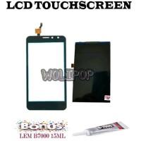 BONUS LEM B7000 LCD TOUCHSCREEN ADVAN S5E NXT ORIGINAL NEW