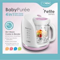 OONEW BabyPurée Petite Series Baby Food Processor Purple