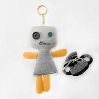 Mangtae dooly key chain doll boneka korea drama its okay to be not ok