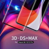 XIAOMI MI 10 / MI10 PRO 5G TEMPERED GLASS 9H CURVED NILLKIN 3D DS+MAX