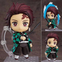 Nendoroid Tanjiro Demon Slayer Kimetsu No Yaiba Action Figure