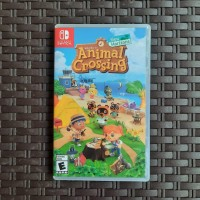 Reg USA Animal Crossing New Horizons Switch Cartridge Game 2nd