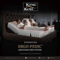 Springbed King Koil Ergo Pedic| Kasur King Koil | Mattress Set