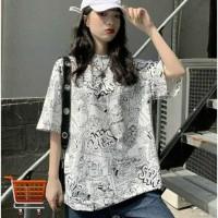 Kaos Stop Big Size Tshirt Jumbo