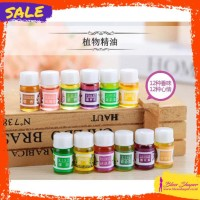 Taffware Pure Aroma Essential Oil Aromatherapy 12 in 1 3ml Humi D23860