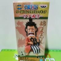 WCF Kinemon Wano Vol. 3 One Piece