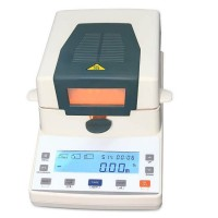 Halogen Moisture Analyzer 110g/5mg Meter Monitor MH105MW Tester Lab