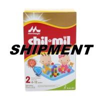SHIPMENT Morinaga Chil Mil 2X400gr Reguler ChilMil Gold 800 Regular