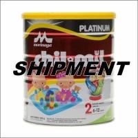 SHIPMENT ChilMil Platinum 800 Gram Kalbe Morinaga CHIL MIL MORICARE