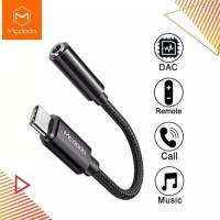 Mcdodo Audio Jack 3.5mm Type C Converter Adapter to Aux 3.5mm HIFI DAC