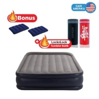[INTEX] Durabeam AIR BED (Kasur Angin) + Bantal Angin