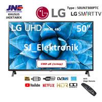 LED TV LG 50 Inch 50UN7300PTC - 50UN7300 Real 4K UHD SmartTV HDMI USB