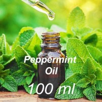 Peppermint Essential Oil / Minyak Peppermint MURNI isi: 100ml