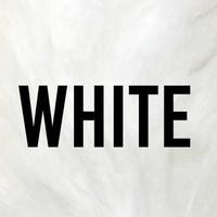 Kemoceng uk sedang- BULU DOMBA AUSTRALIA-ANTI GORES - Putih