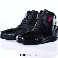 Sepatu SFR Touring Gordon Original boots shoes motor biker adventure