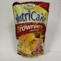 Mom's Recipe Nutri Cake Brownies Cheese 230 Gram