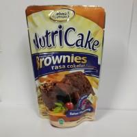 Mom's Recipe Nutri Cake Brownies Coklat 230 Gram