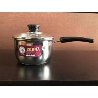 NO BOX Zebra Cesar Plus 16 Cm (168201-1) / Panci Stainless Steel