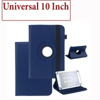 Advan Vandroid i10 Tab Flip Leather Case Rotary Casing Cover Kulit