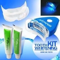 Whitelight Teeth Whitening / Pemutih Gigi Permanen Bertekhnologi