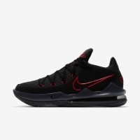 Nike LeBron 17 Low BRED