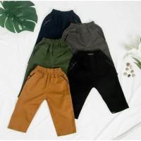 free ongkir cod celana anak chinos panjang 0-15 tahun - 3-6 bulan