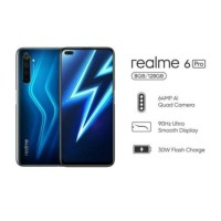 realme 6 pro 8/128 (Ram 8GB internal 128GB) Garansi Resmi - Biru