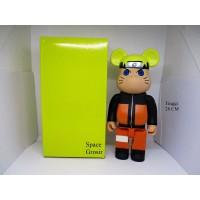 Pajangan Figure Mainan BearBrick BE@RBRICK Naruto Shippuden 400%