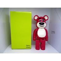 Pajangan Figure Mainan BearBrick BE@RBRICK Lotso Toy Story 400%