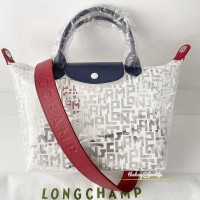 Longchamp LGP Small Transparent Bag