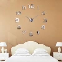 Taffware Jam Dinding Besar DIY Creative Design 80-130cm - DIY-105