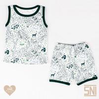 CUIT Setelan Kutung Celana Pendek SHIKA Series