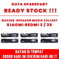 BUZZER BUZER XIAOMI REDMI 3 / SPEAKER MUSIK REDMI 3 / REDMI 3S FULET